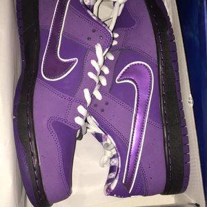 "Nike Sb dunk low ""purple lobster"""